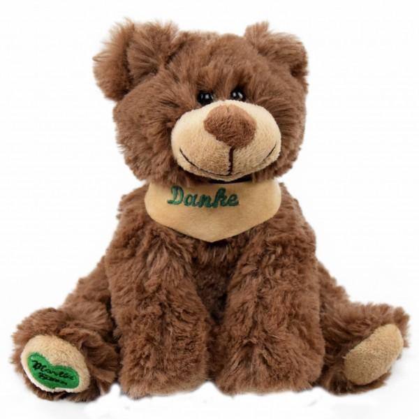 "Wünsche-Teddy ""Danke"""