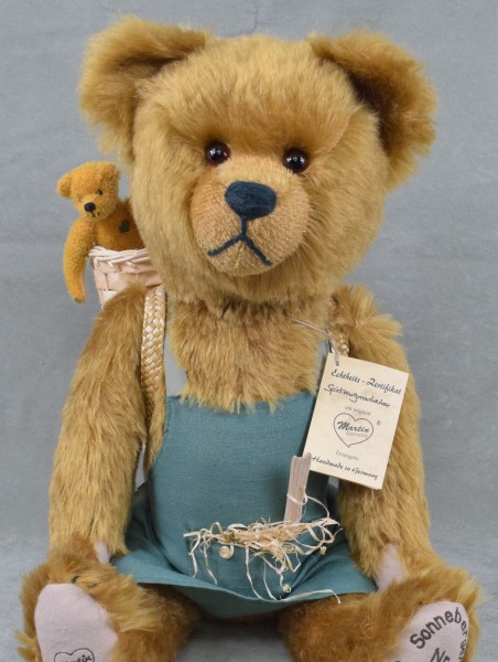 Rarität Spielzeugmacherbär