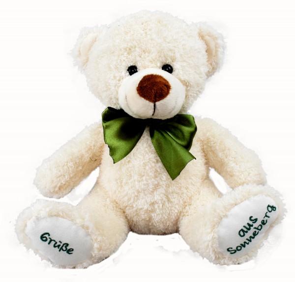 "Wünsche-Teddy ""Grüße aus Sonneberg"""