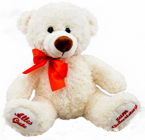"""Wünsche-Teddy """"Alles Gute zum Geburtstag"""""""