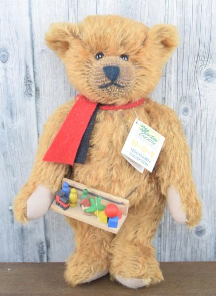 Rarität: Spielzeugsammlerbär
