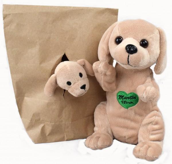 Doppelpack Hündchen + Mini Hündchen