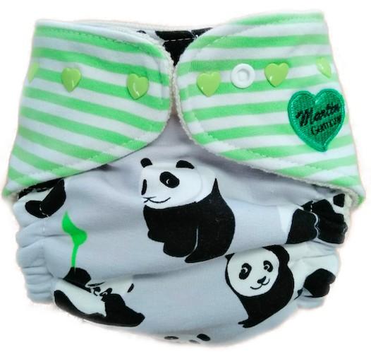 Wollwindel PandaBär