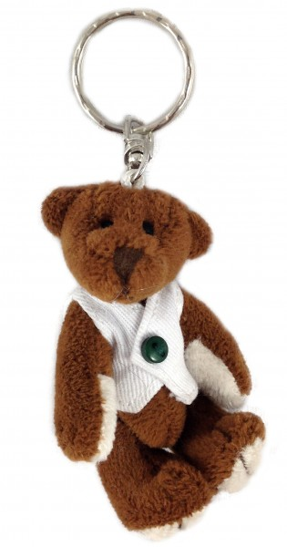 "Schlüsselanhänger Teddy ""Martin"""
