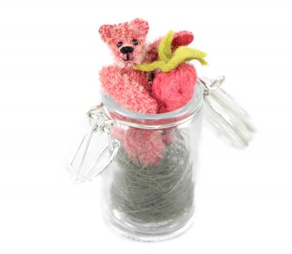 Himbeer Marmelädchen