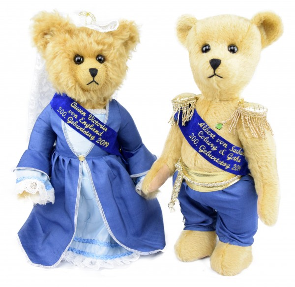 Prinz Albert & Queen Victoria