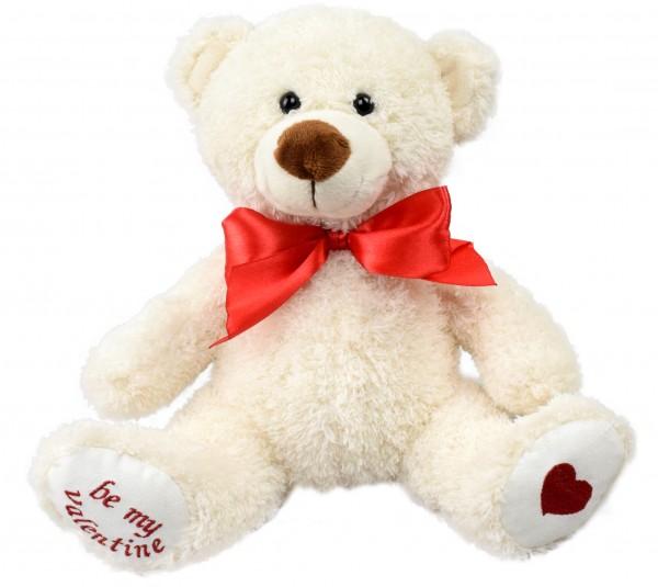 """Wünsche-Teddy """"be my valentine"""""""