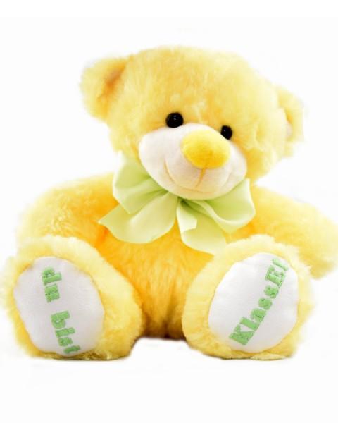 """Wünsche-Teddy """"Du bist Klasse"""""""