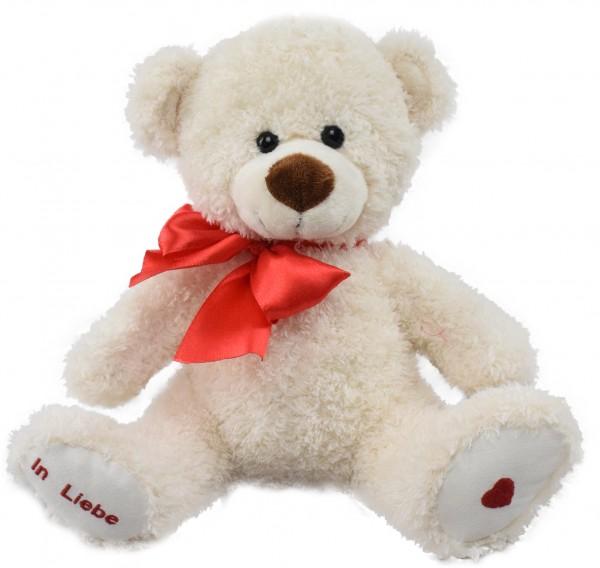 """Wünsche-Teddy """"In Liebe <3"""""""