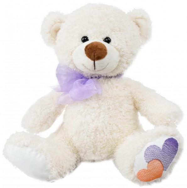 """Wünsche-Teddy """"Herzen"""""""