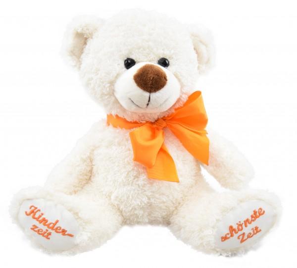 """Wünsche-Teddy """"Kinderzeit-schönste Zeit"""""""