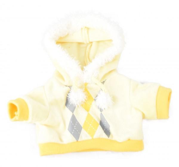 gelber Pullover für Teddys