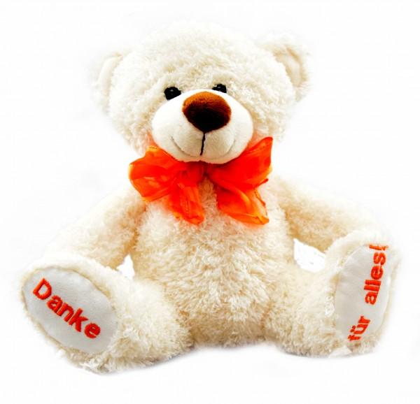 """Wünsche-Teddy """"Danke für Alles"""""""
