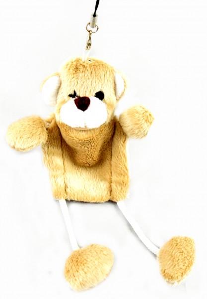 """Schlüsselanhänger Teddy """"Baby Quatschkopf"""""""