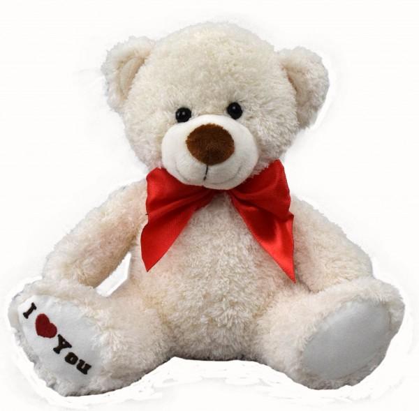 "Wünsche-Teddy ""I love you"""