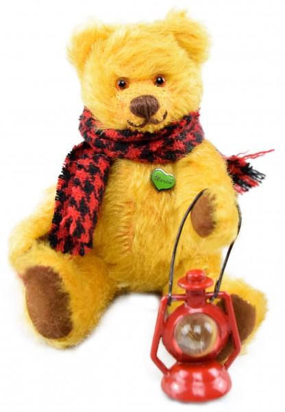 Martinstagsbärchen 2019 Miniatur Teddybär